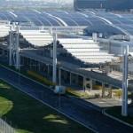 Sulla Fiera di Roma il più grande impianto fotovoltaico Thin Film italiano
