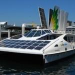 Vele fotovoltaiche per le navi del futuro