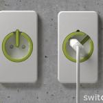 Switch, presa elettrica contro gli sprechi da stand-by