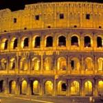 Lampioni al LED a Roma