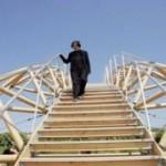 Shigeru Ban costruttore ecosostenibile di case e ponti di carta riciclata