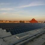 A Cento nuovo impianto fotovoltaico