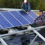 Venti mila posti di lavoro grazie al fotovoltaico