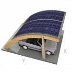 Design e sostenibilità: ecco i pannelli fotovoltaici curvi
