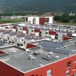 Un complesso residenziale green a Brescia