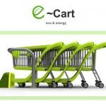 E-cart: il nuovo carrello della spesa in grado di generare energia!