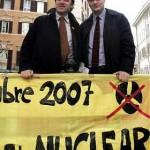 Italia dei Valori chiede il refendum contro il Nucleare
