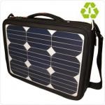 La borsa solare: energia sempre a portata di mano