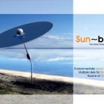 Sunbrella, in spiaggia producendo energia
