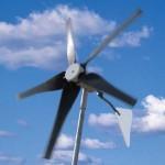 Ecco Nautilus, micro generatore eolico