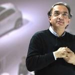 Marchionne: idrogeno e veicoli elettrici sono soluzioni lontane