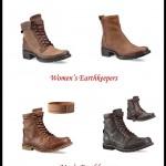 Timberland presenta una nuove collezione di scarpe ottenute dalla plasica