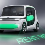 Light Car, auto elettrica in car sharing a breve al Salone di Ginevra