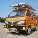 Piaggio, nuovi van con alimentazione solare e guida automatica