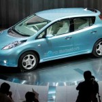 Nissan Leaf, l'auto elettrica che vince il World Car of the year 2011