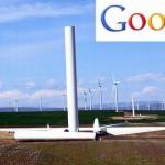Google, 100 milioni di euro per la più potente centrale eolica al mondo