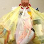 Sacchetti di plastica al bando, a Milano -50%