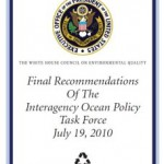La Interagency Ocean Policy Task Force