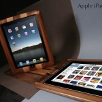 Nuovo Case ecologico per iPad 2, interamente in legno riciclabile