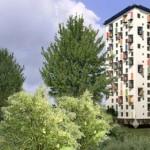 Milano, a breve un grattacielo di 12 piani in legno