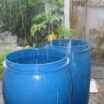 Recupero delle acque piovane