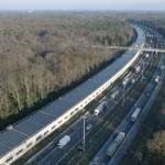 Solar Tunnel, la rete ferroviaria ad energia fotovoltaica