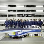 Il Nuon Solar Team di Nuna6 vuole vincere per la quinta volta la gara per auto-solare