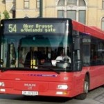 Autobus a Bio-Metano ad Oslo
