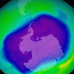 A settembre nuovo picco del buco nell'ozono