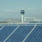 L'aereoporto di Atene: fotovoltaico
