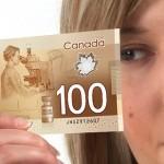 Il Canada sfonda la frontiera del riciclo banconote