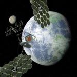Pannelli Solari nello Spazio