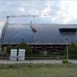 Perugia, impianto fotovoltaico da 5.500 mq su palasport