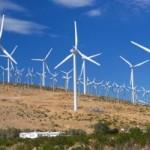 Energia: l'eolico italiano rappresenta il 4,2%