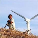 Connessioni negli impianti eolici cinesi