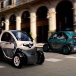 Salone di Napoli, spopola la mobilità sostenibile Renault