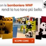 Bomboniere WWF… per cerimonie di ogni specie