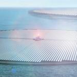 Arrivano le nuove centrali fotovoltaiche galleggianti