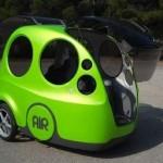 """Nasce """"AirPod"""", la prima auto ad aria compressa"""