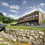Realizzato il primo impianto di teleriscaldamento a biomassa del Trentino