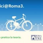 E' partito il progetto ELEbici@Roma3