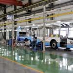 In Cina l'adozione di autobus ibridi a energia solare