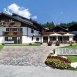 Cortina: architettura integrata con l'ambiente