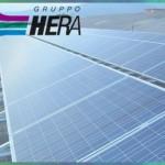 Nuovo parco FV del Gruppo Hera