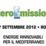 Zero Emission Rome 2012 dal 5 al 7 Settembre