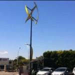Sanya Skypump: l'energia del vento per ricaricare l'auto elettrica