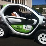 E' partito a Napoli il Bee-Green Mobility Sharing