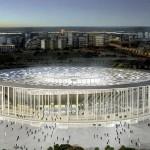 Brasile 2014: ecco il nuovo stadio di Brasilea a impatto zero