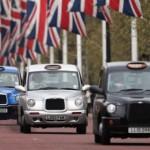 Londra: servizio taxi ecologico grazie all'arrivo di 50 auto elettriche