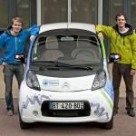 Giro del mondo in auto elettrica con soli 250 euro